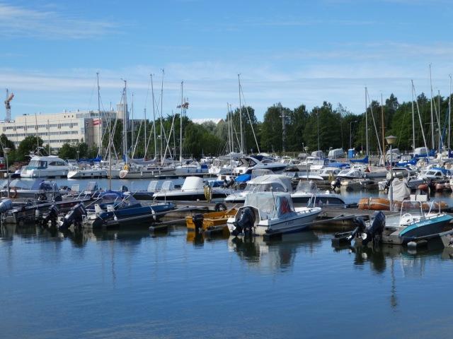 Marina, Lauttasaari, Helsinki
