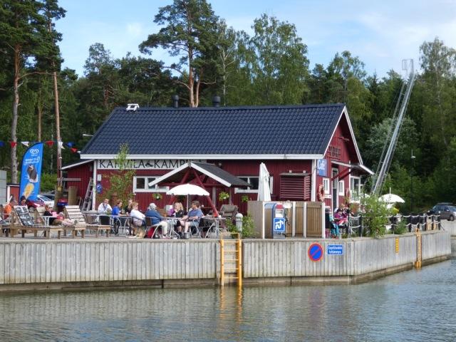 Kahvila Kampela Vuosaari, Helsinki