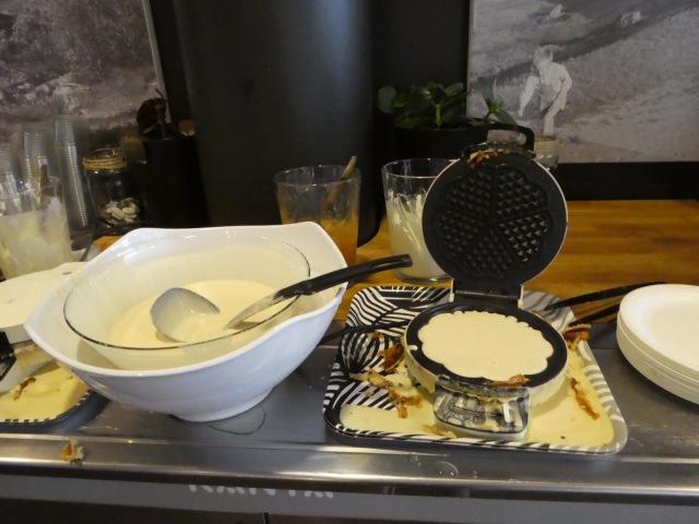 Waffles, Helsinki