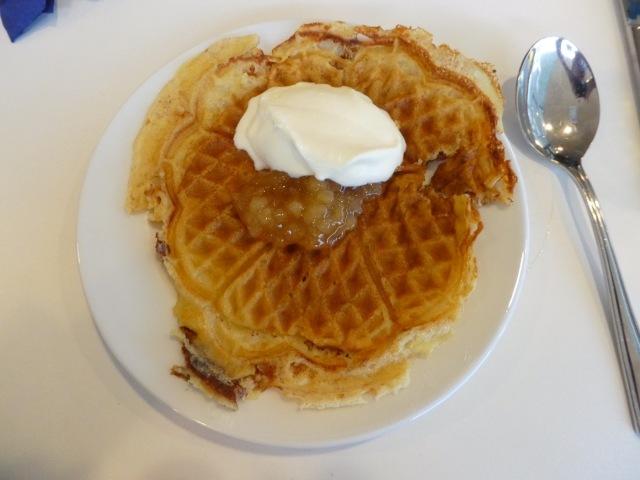 Waffles Helsinki