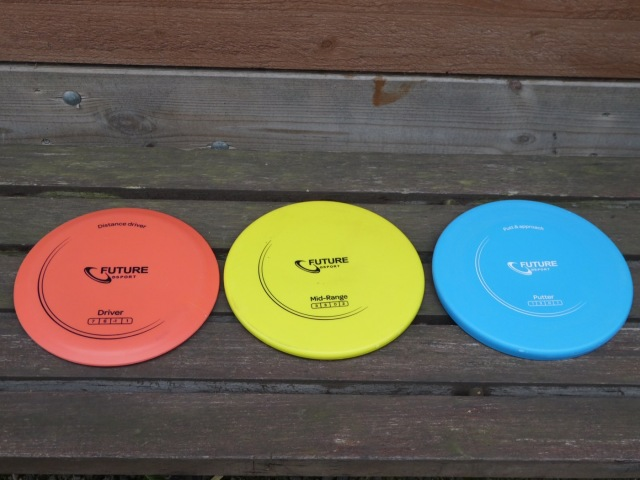 Frisbee Golf, Espoo
