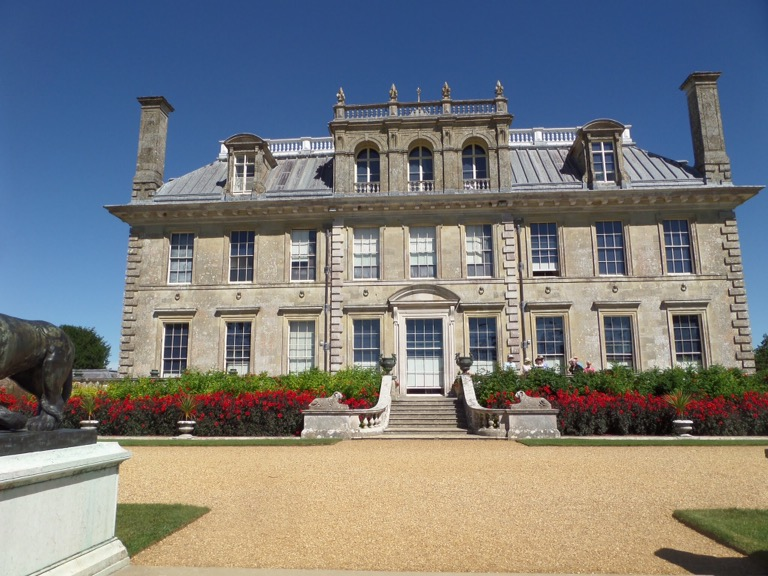 Kingston Lacy National Trust building