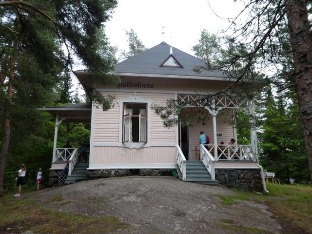 Pancake House, Savonlinna, Finland