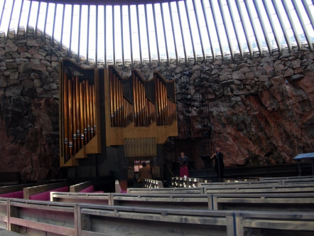 The Church in the Rock, Helsinki