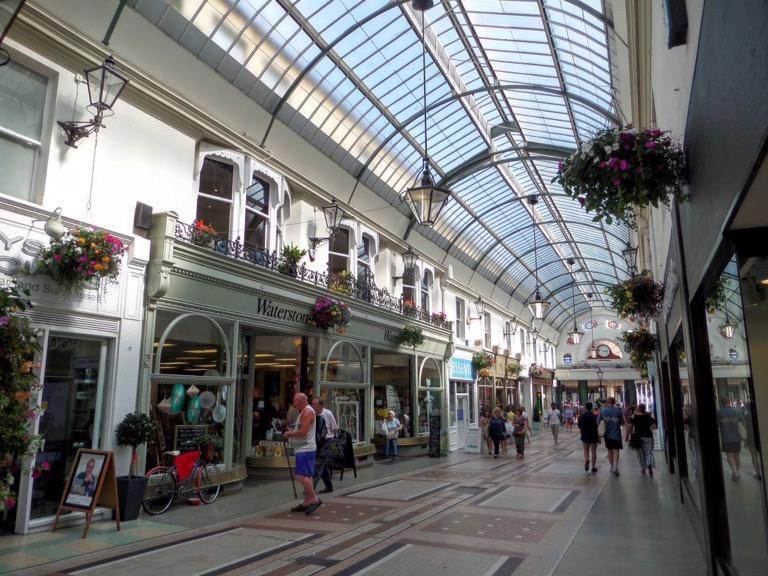 Victorian Arcade, Bournemouth