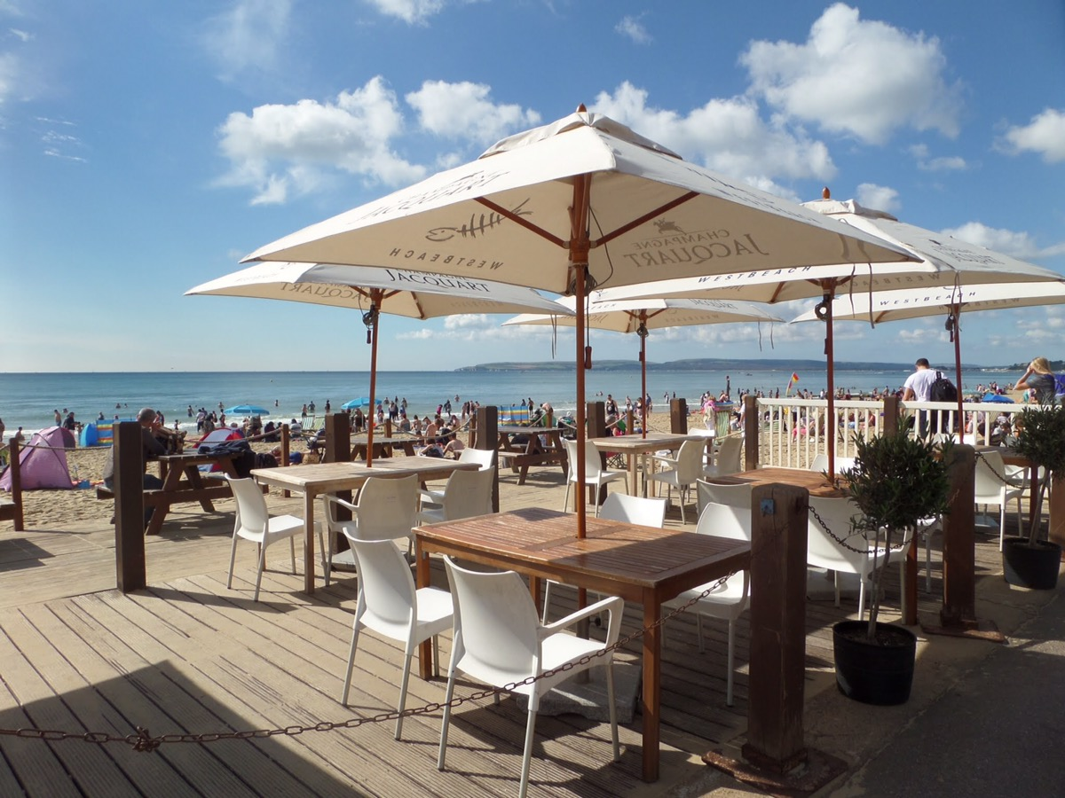 West Beach Restaurant, Bournemouth