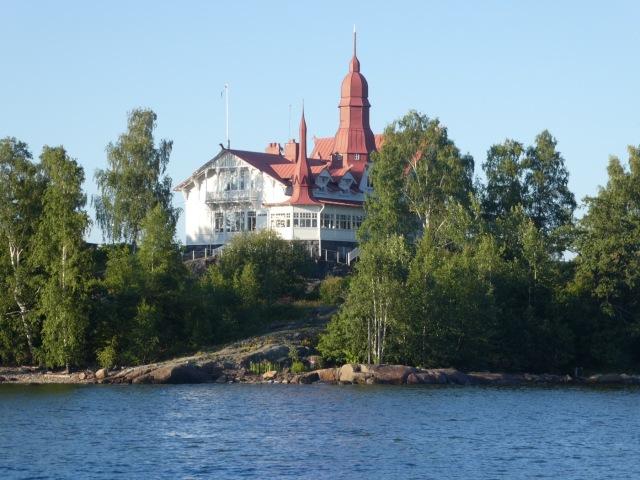 Saaristo, Helsinki
