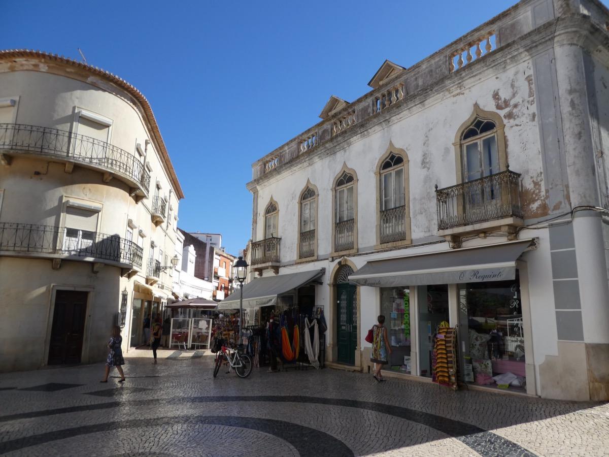 Lagos town centre, Algarve