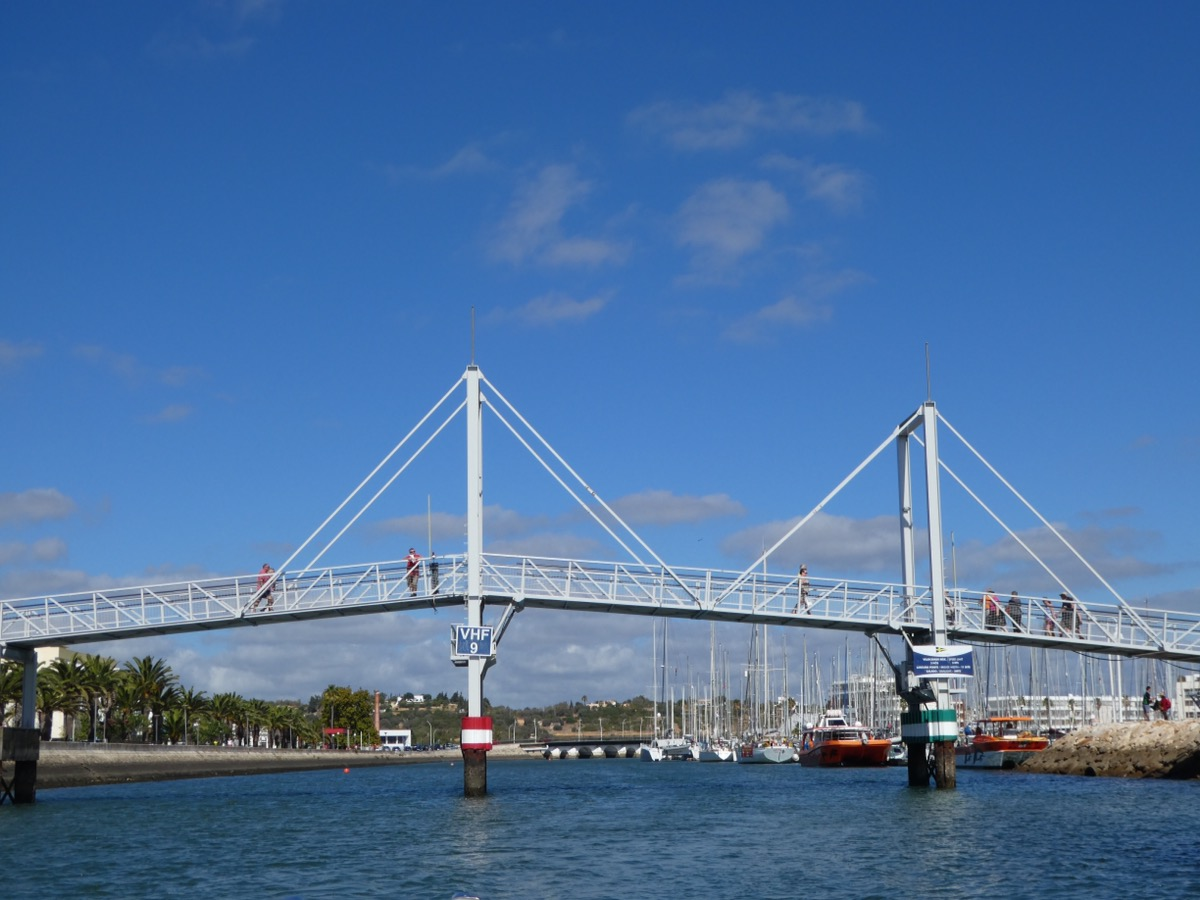 Lifting Bridge, Lagos, Algarve