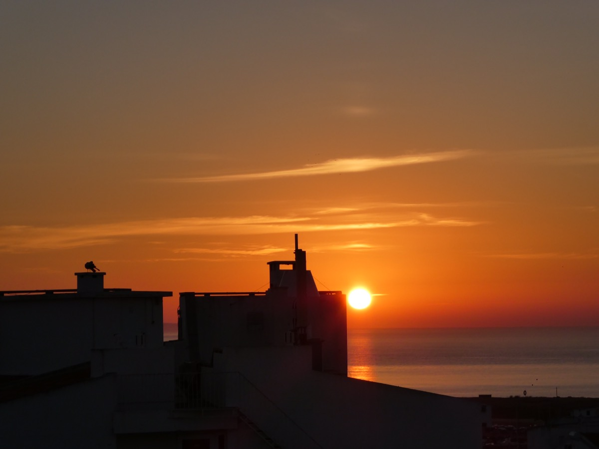 Sunrise, Lagos, Algarve