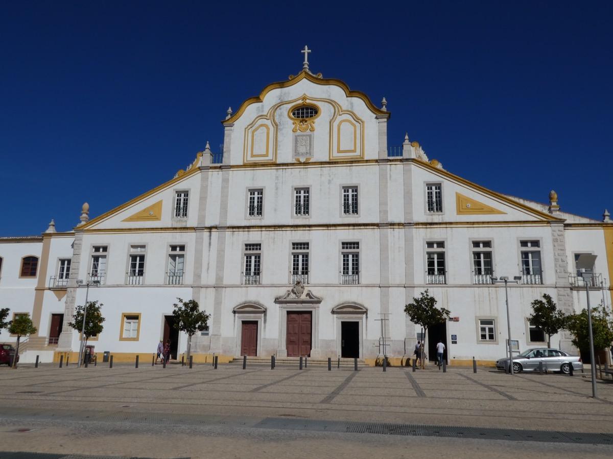 Church, Portimao, Algarve