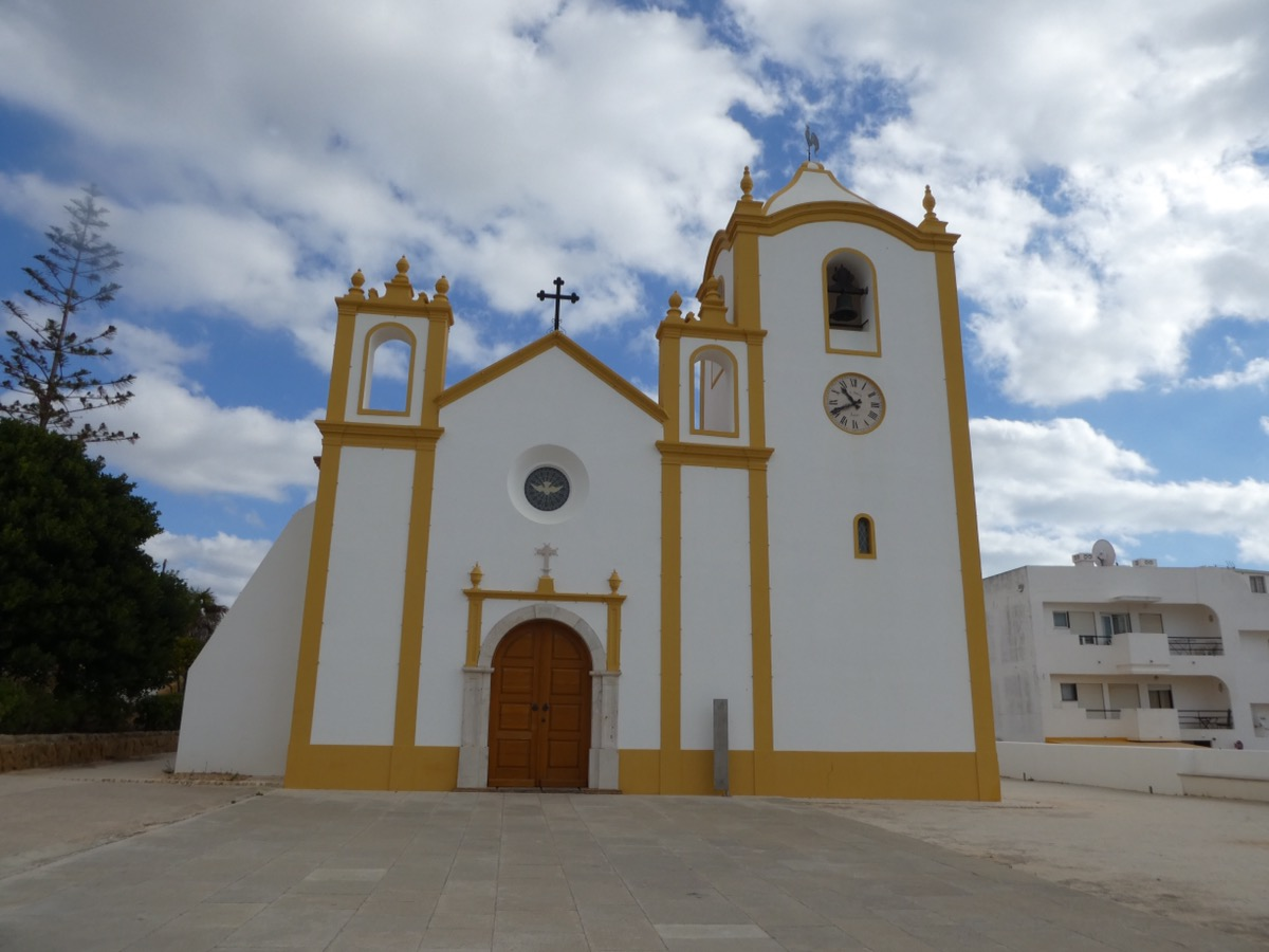 Our Lady of the Light Church, Luz, Algarve