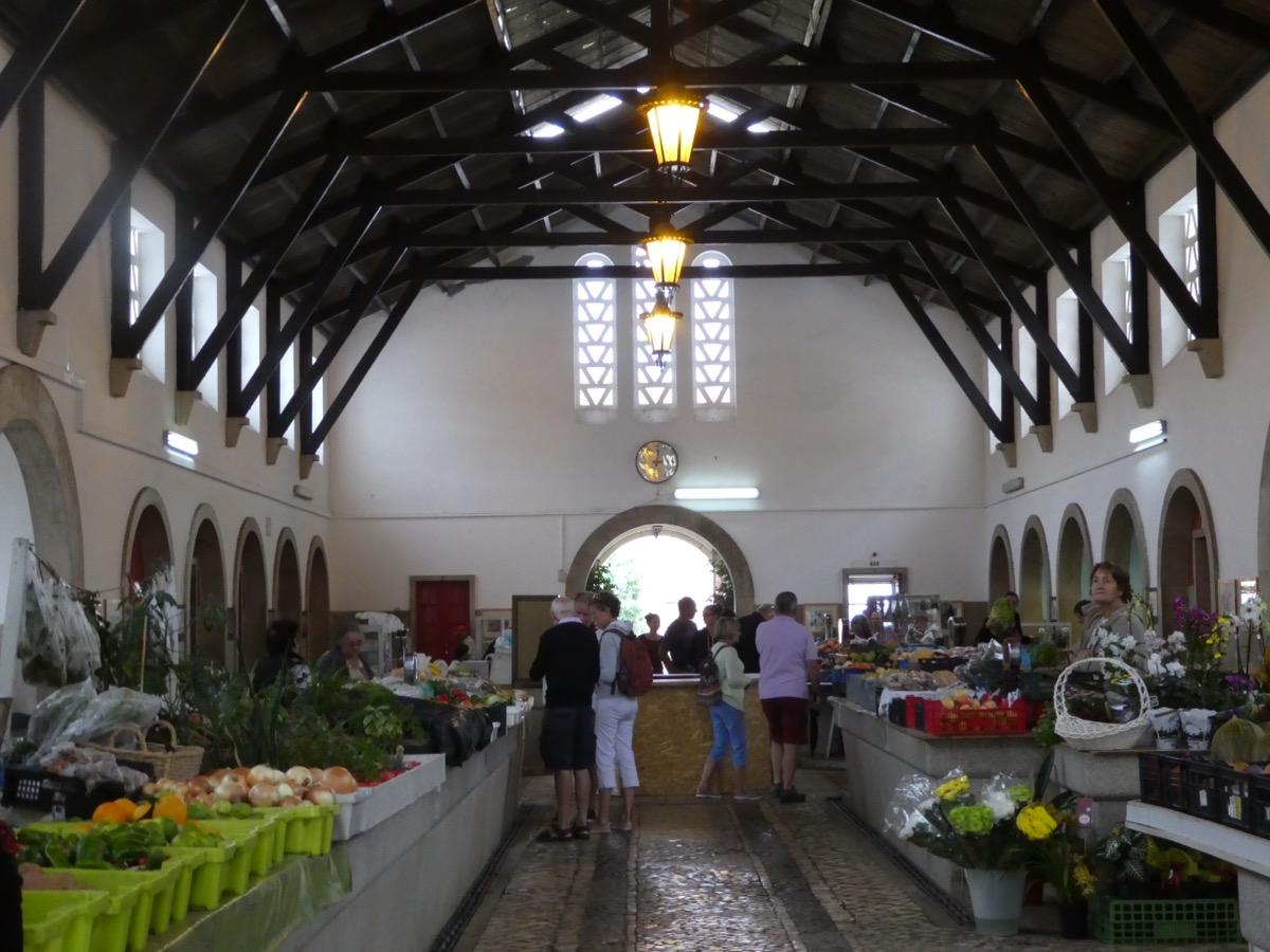 Silves Municipal Market Algarve