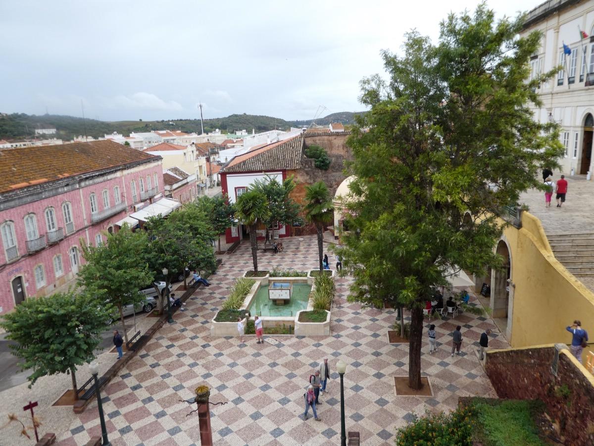 Praca do Municipio Silves Algarve