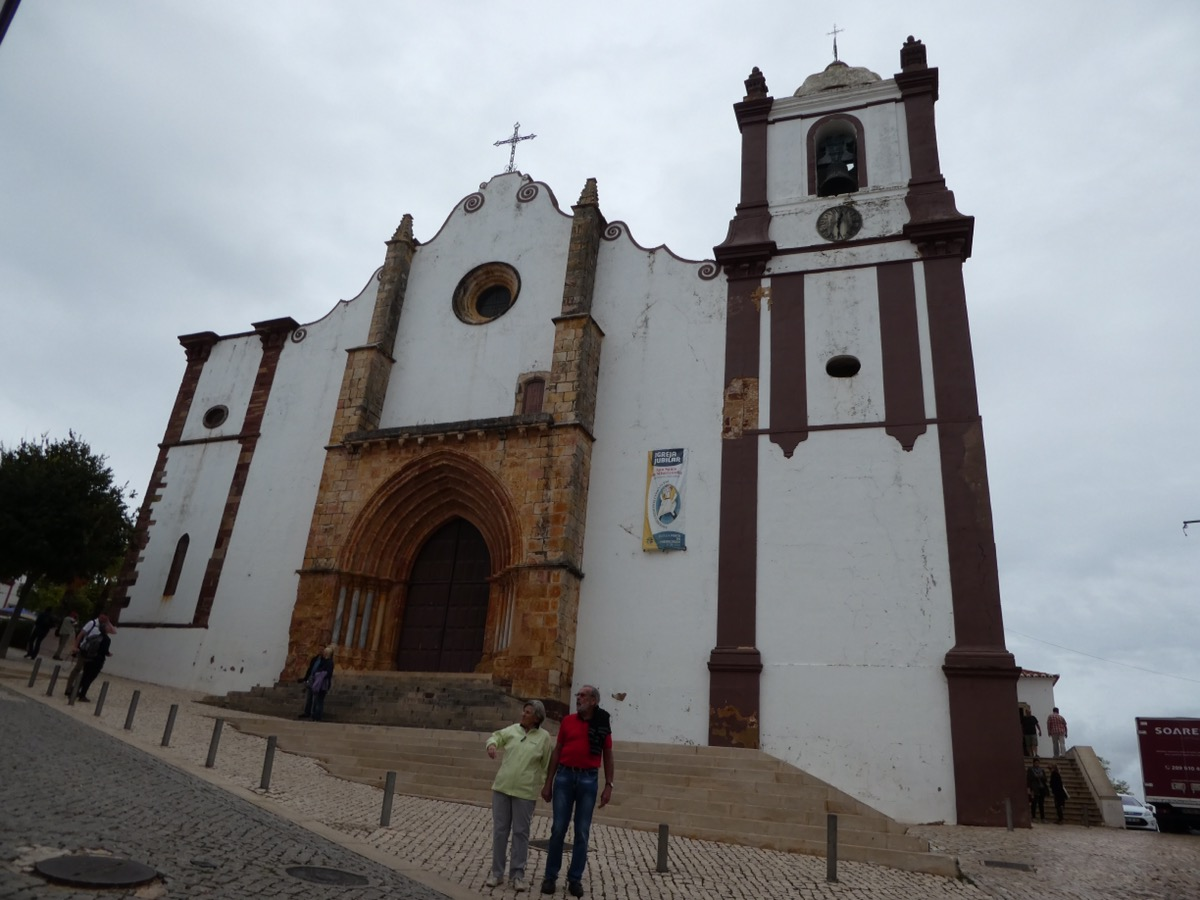 Silves Cathedral, Algarve