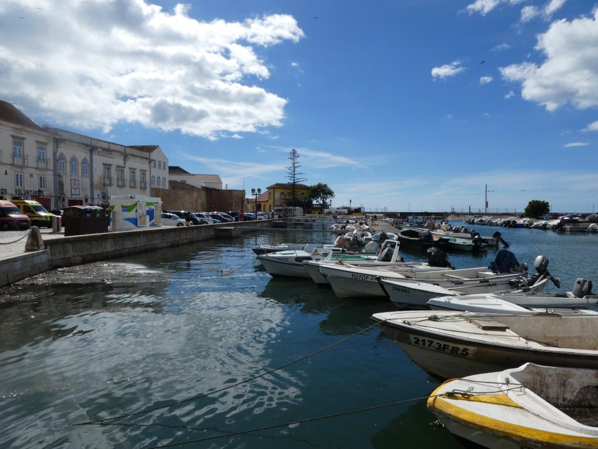 Faro Marina, Algarve