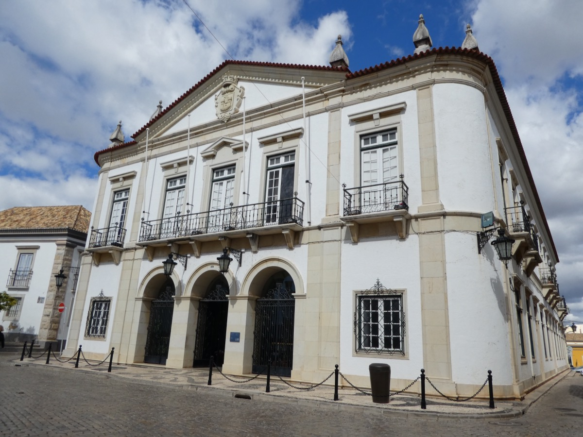 City Hall, Faro, Algarve