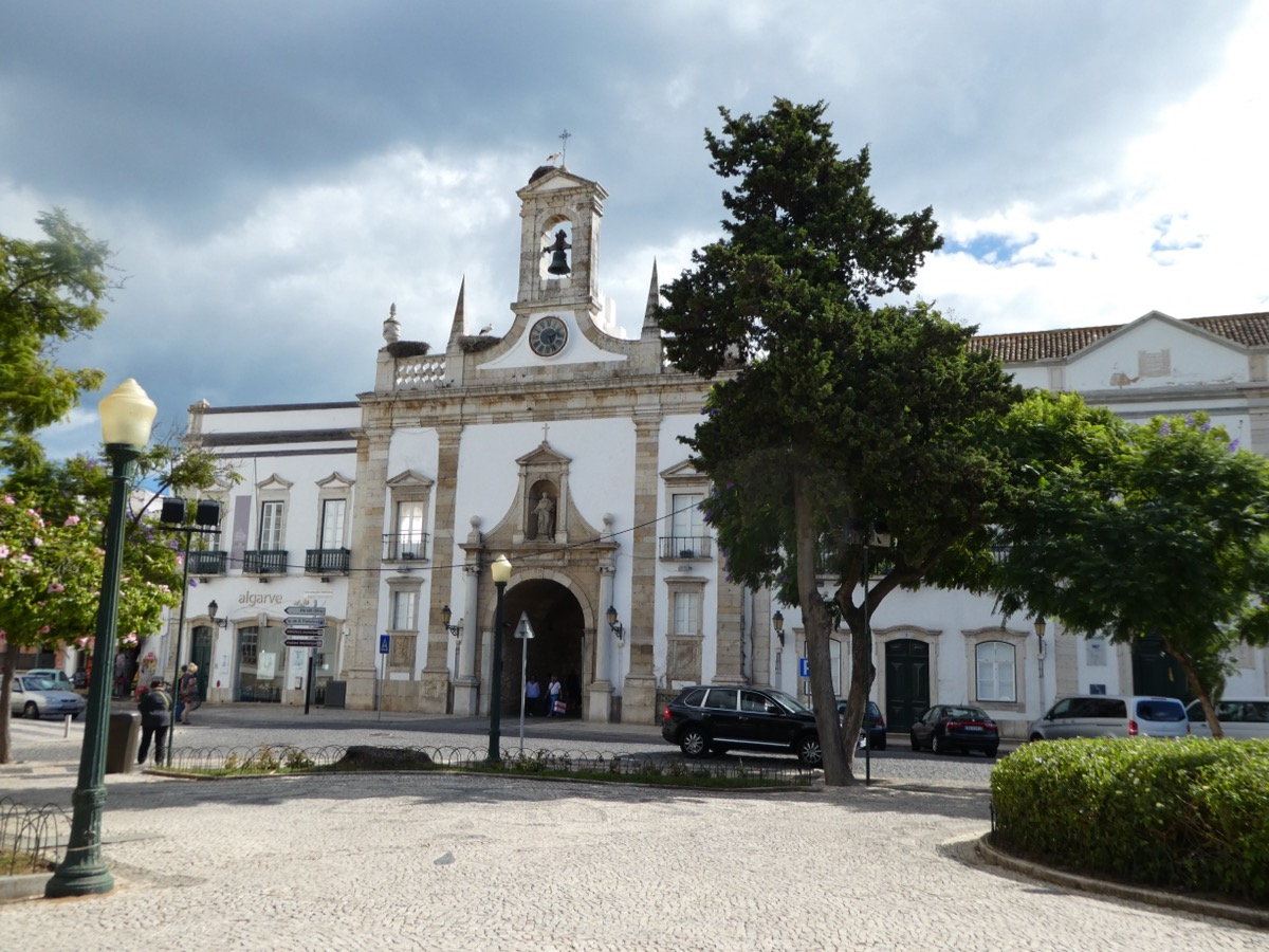 Arco da Villa, Faro, Algarve