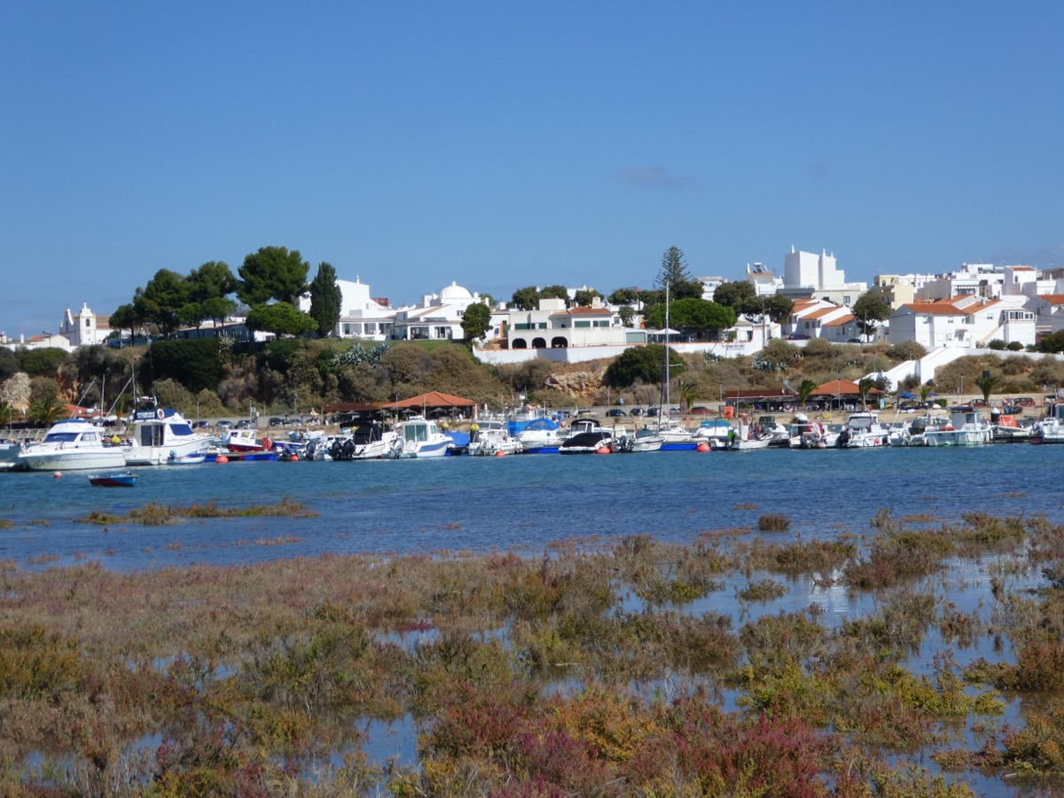 Nature Reserve boardwalk, Alvor, Algarve