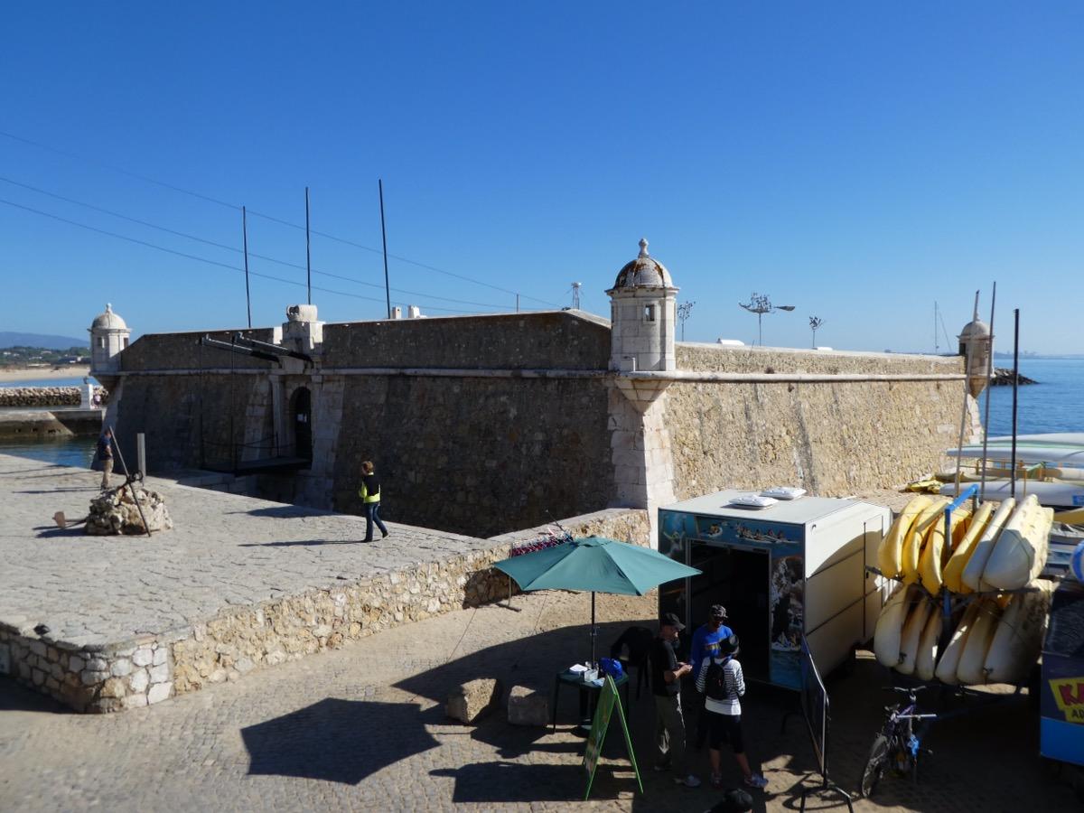 Lagos Fort, Algarve