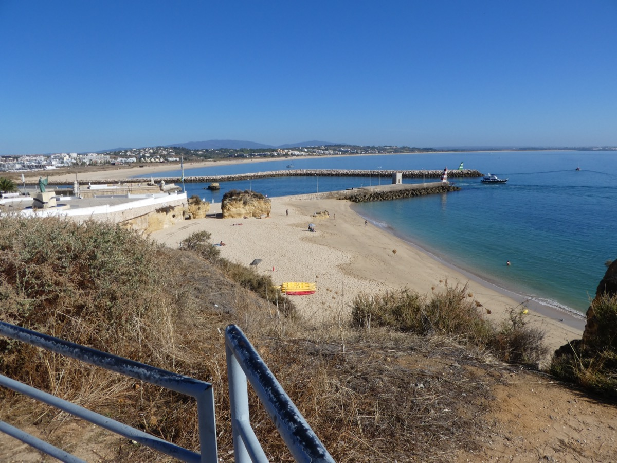 Praia da Batada, Algarve