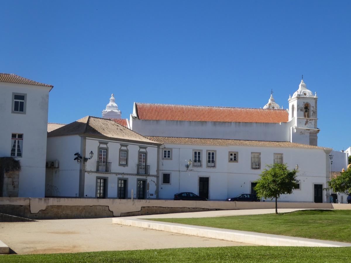Church of San Antonio, Lagos, Algarve