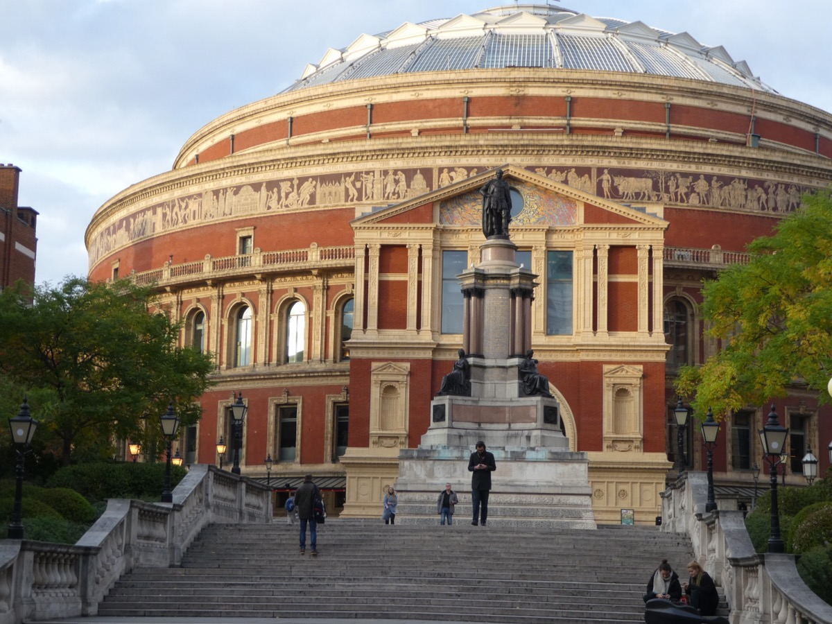 Royal Albert Hall, South Kensington, London