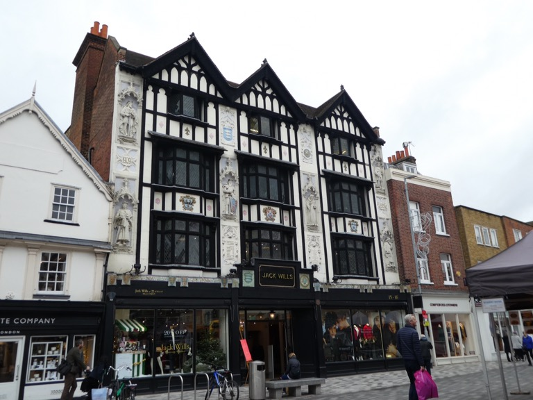 Historic Buildings, Kingston Upon Thames