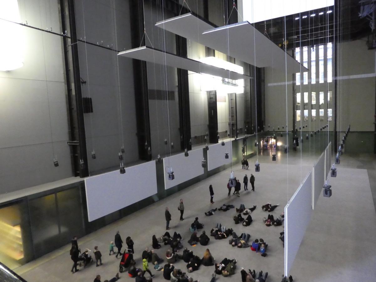 Turbine Hall, Tate Modern London