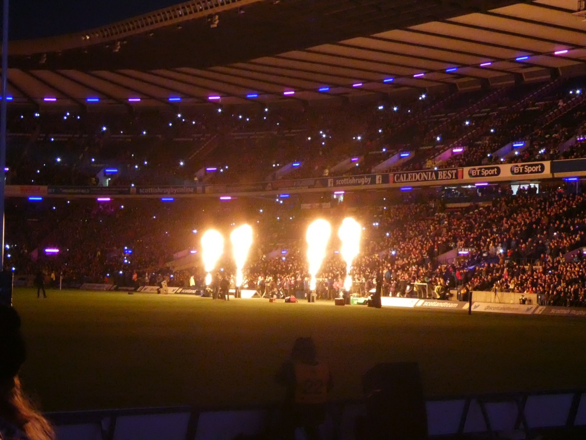 Murrayfield Edinburgh