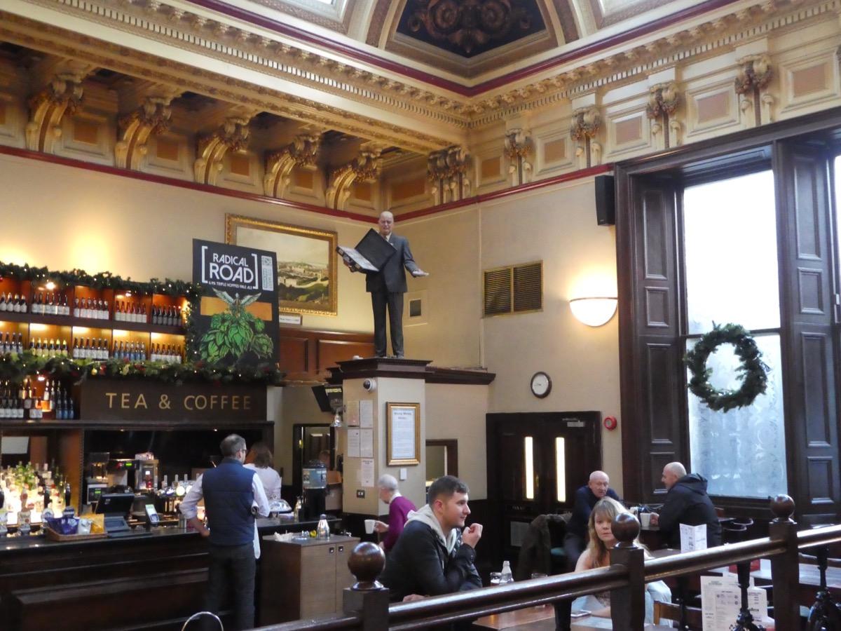 JD Wetherspoon Standing Order, Edinburgh