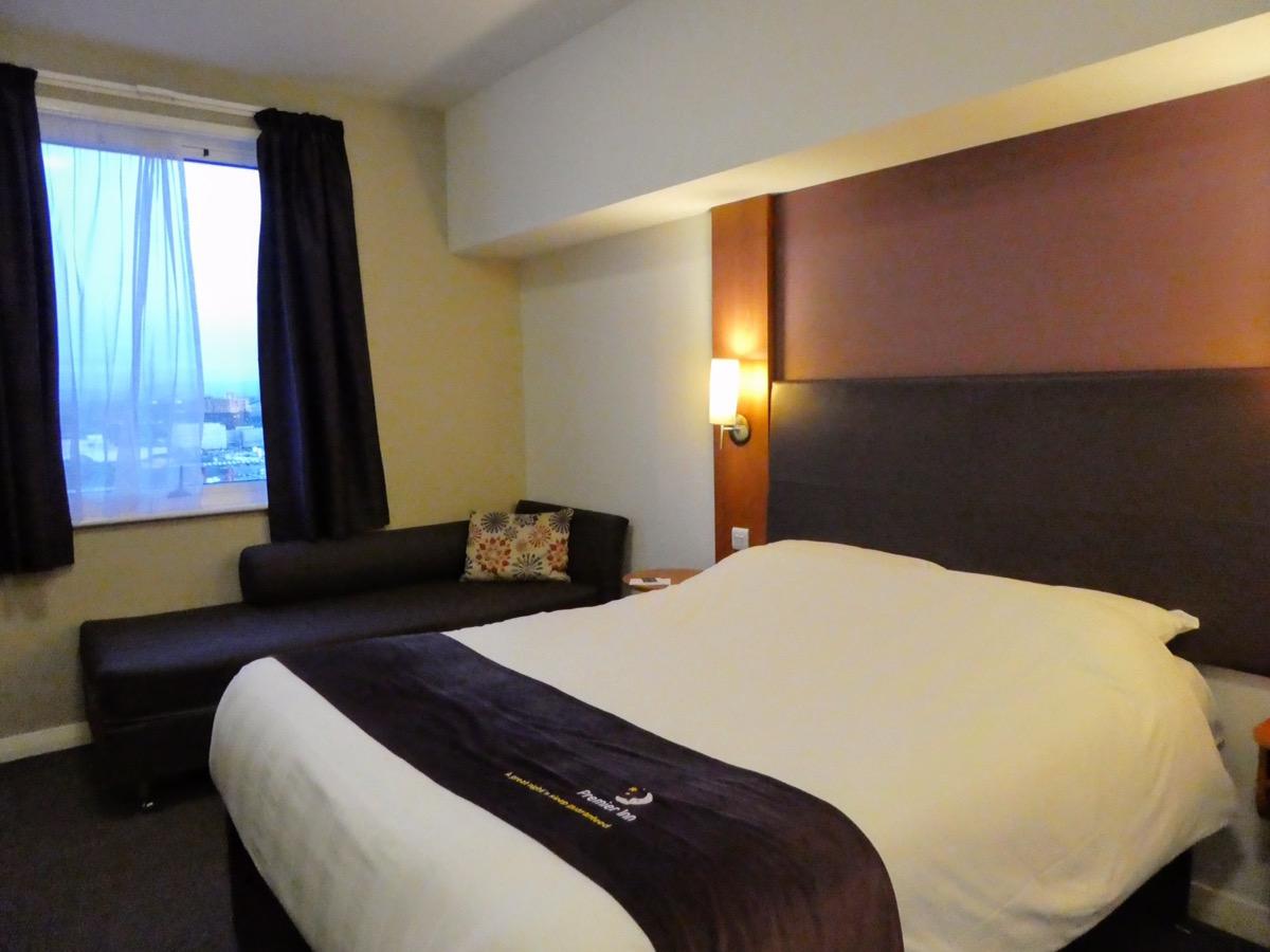 Premier Inn, Manchester Piccadilly