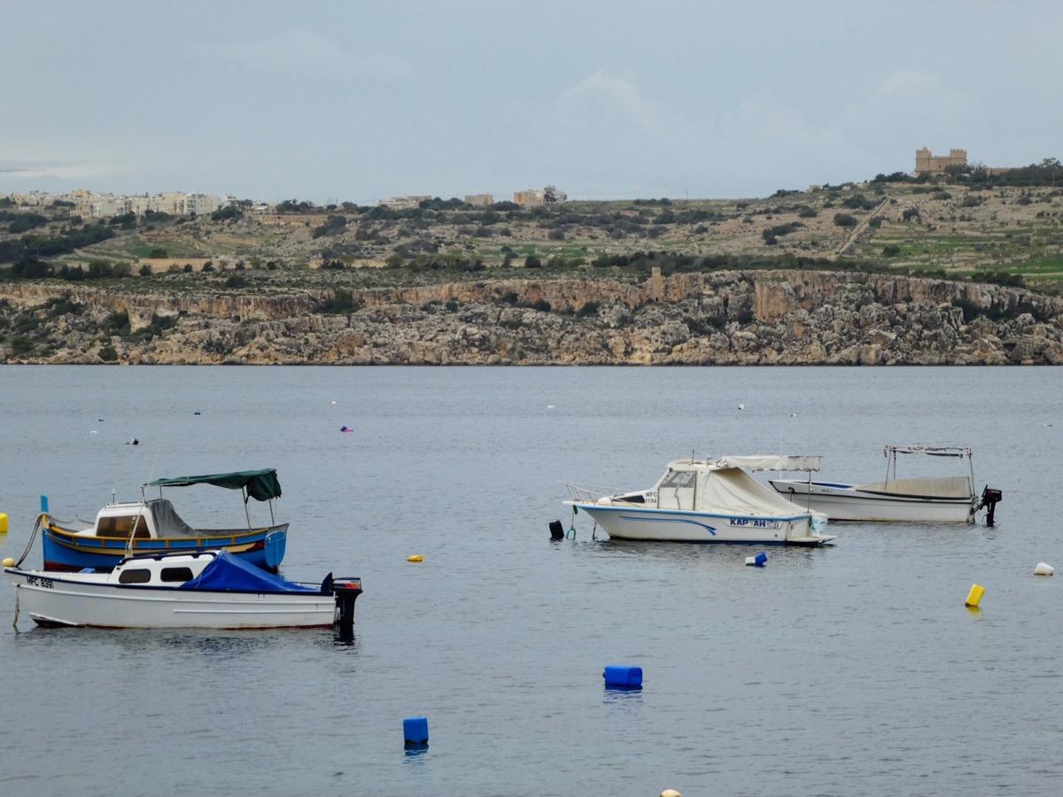 Bugibba, Malta