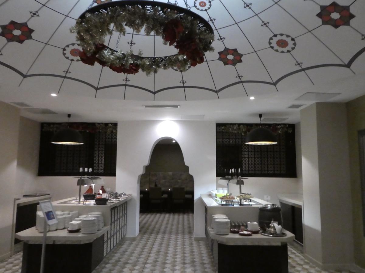 Tagine Restaurant, DB San Antonio Hotel, Bugibba