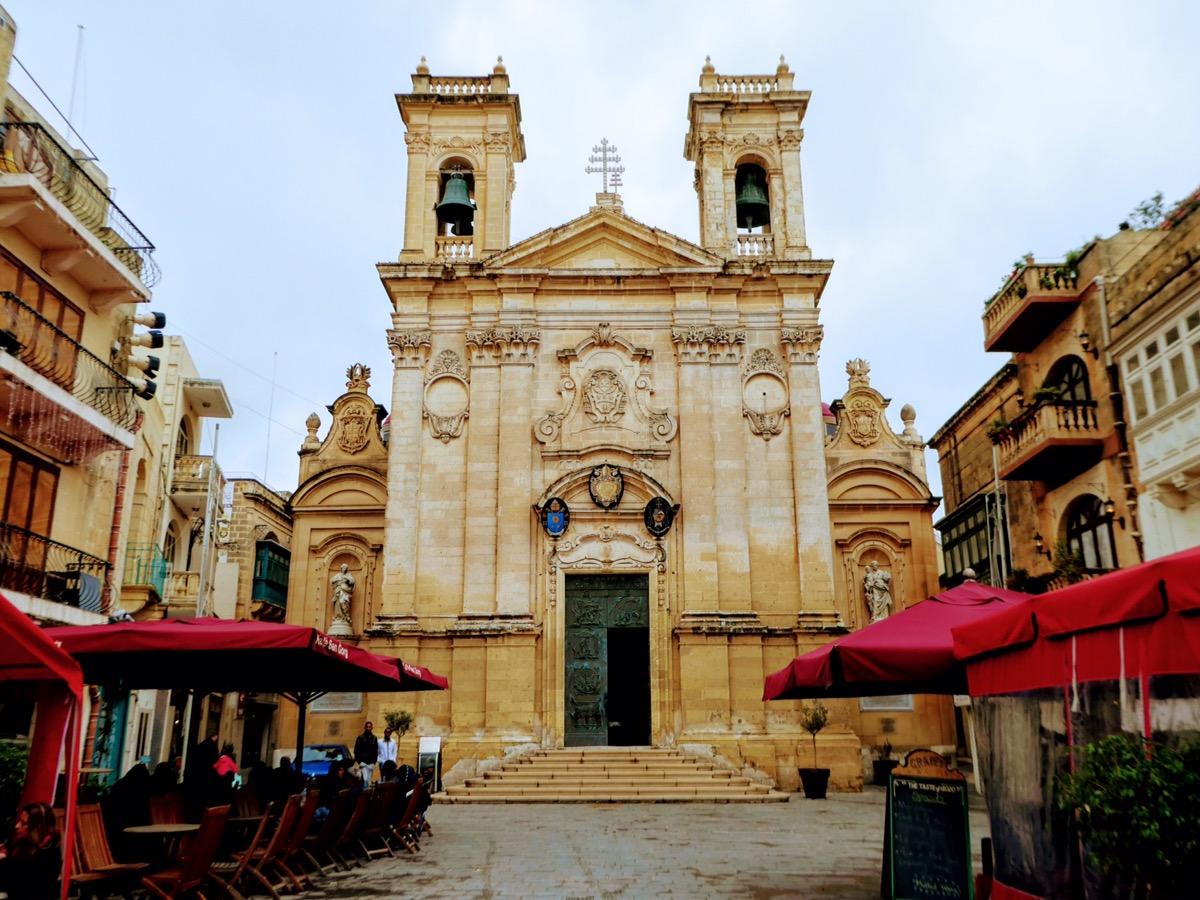 St. George's Basilica, Victoria, Gozo