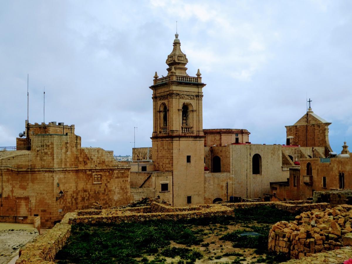 The Citadel, Victoria, Gozo