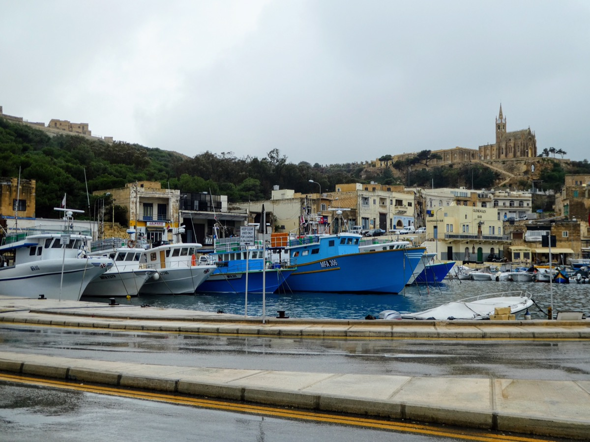 Mgarr, Gozo, Malta