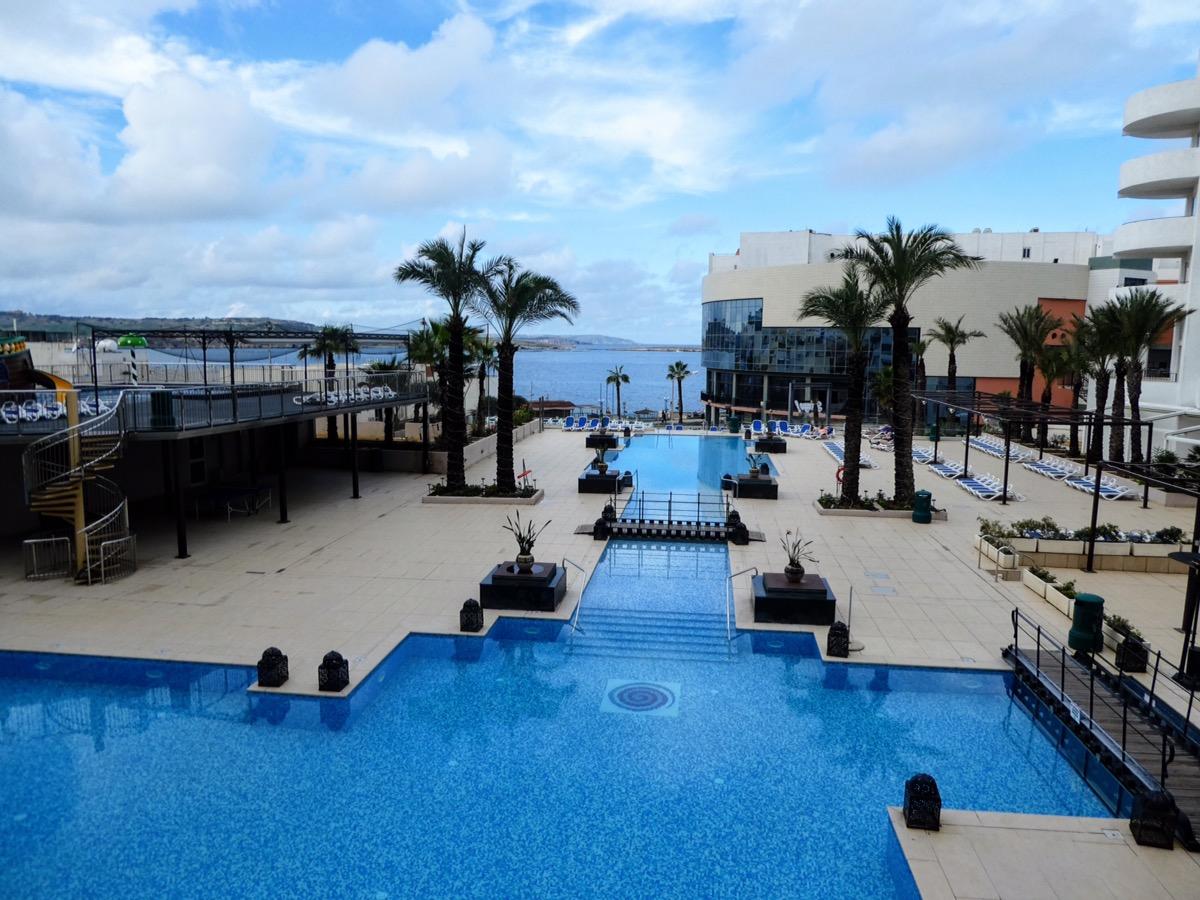 DB San Antonio Hotel, Bugibba, Malta