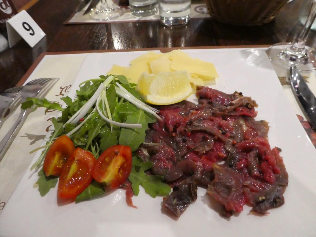 DBistro Restaurant, DB San Antonio, Malta