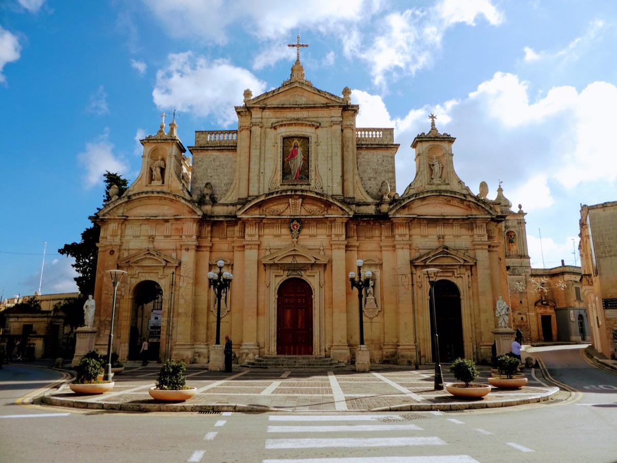 Parish church of St. Paul, Rabat