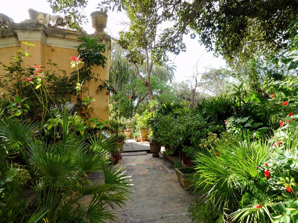 Argotti Botanical Gardens, Valletta