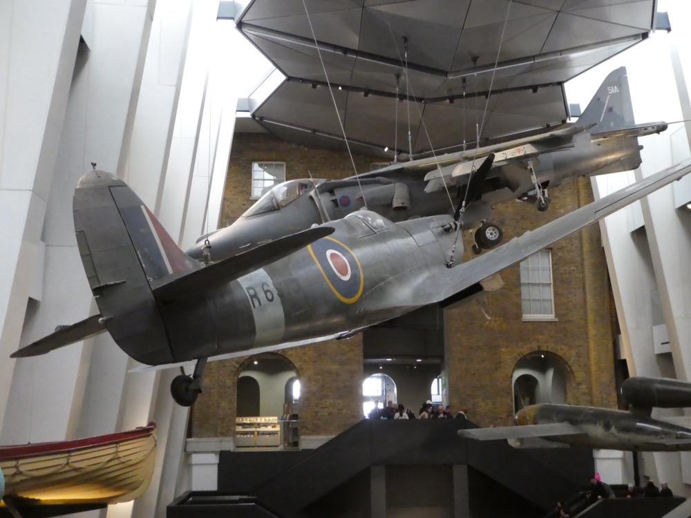 The Atrium Gallery, Imperial War Museum