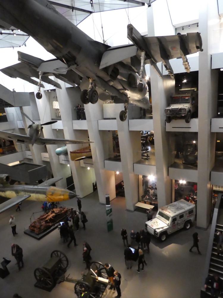 Atrium Gallery, Imperial War Museum