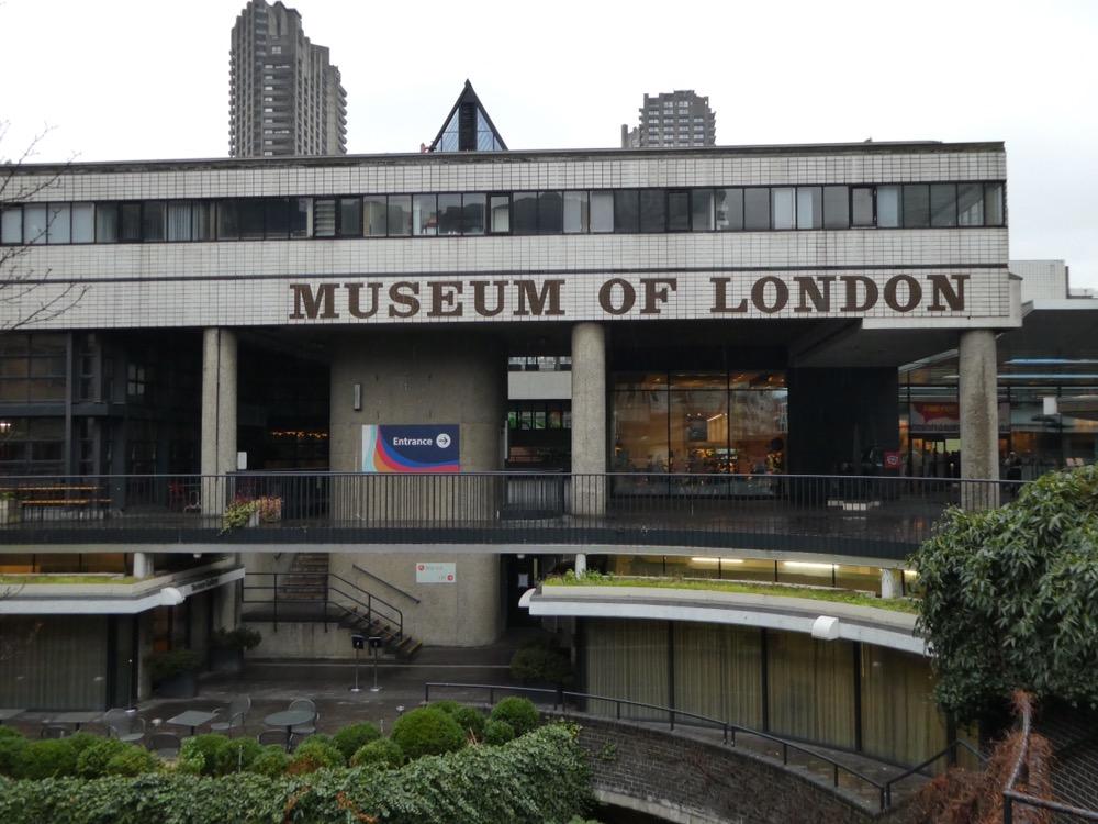 Museum of London, London EC2
