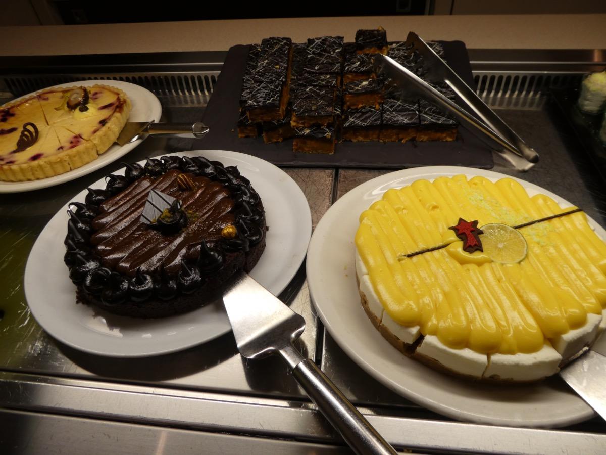 Cakes, DB San Antonio Malta