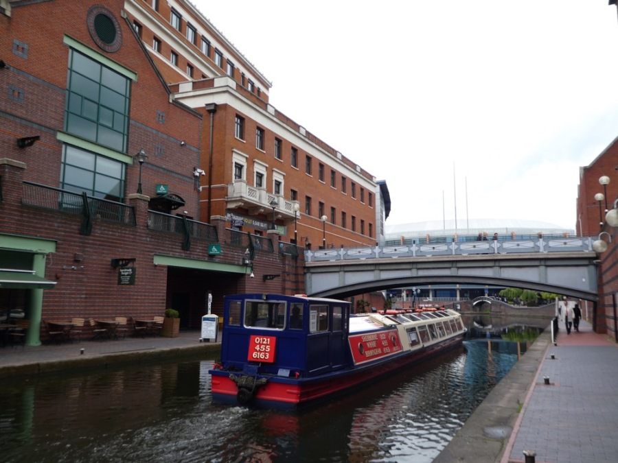 Birmingham Canal Boats