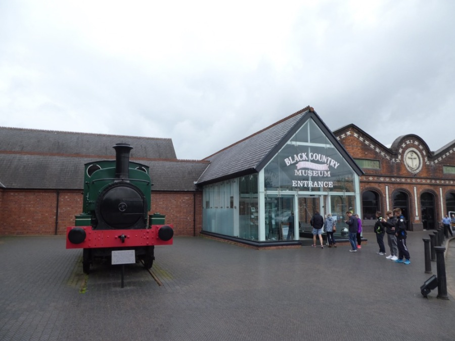 Black Country Museum Entrance