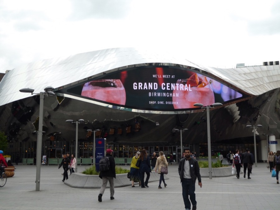 Grand Central, Birmingham at New Street Station