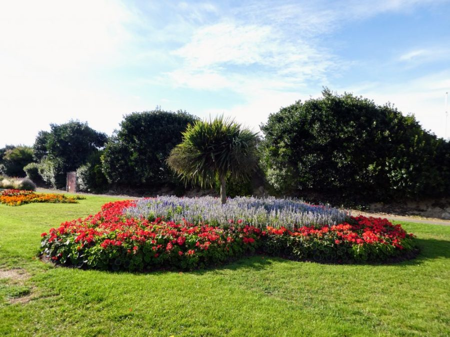 Promenade gardens, St. Annes-on-Sea
