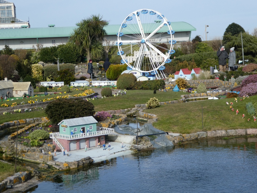 Merrivale model village, Great Yarmouth